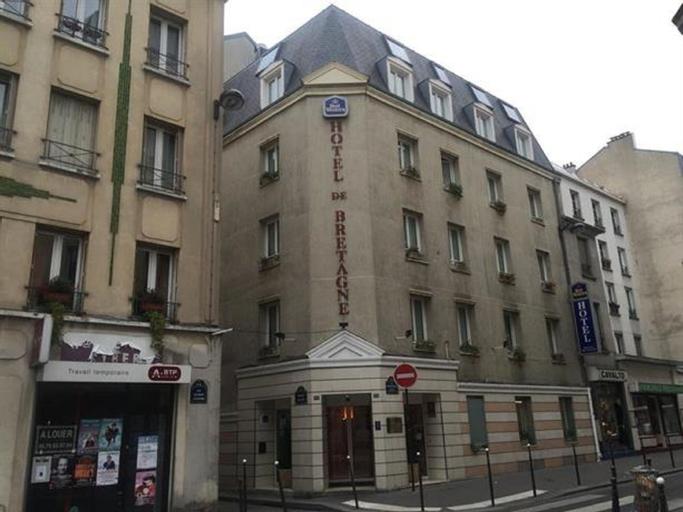 Best Western Bretagne Montparnasse, Paris
