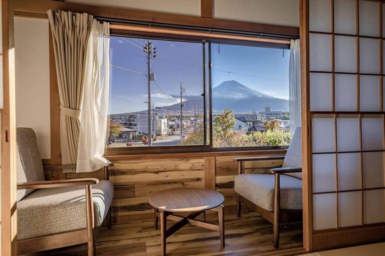 Enjoy Mt.Fuji A, Fujiyoshida