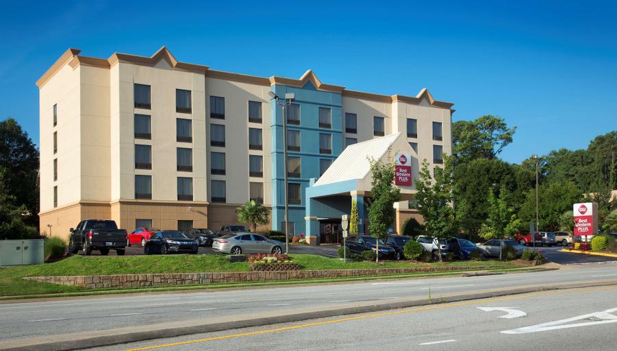 Best Western Plus Hotel & Suites Airport South, Clayton