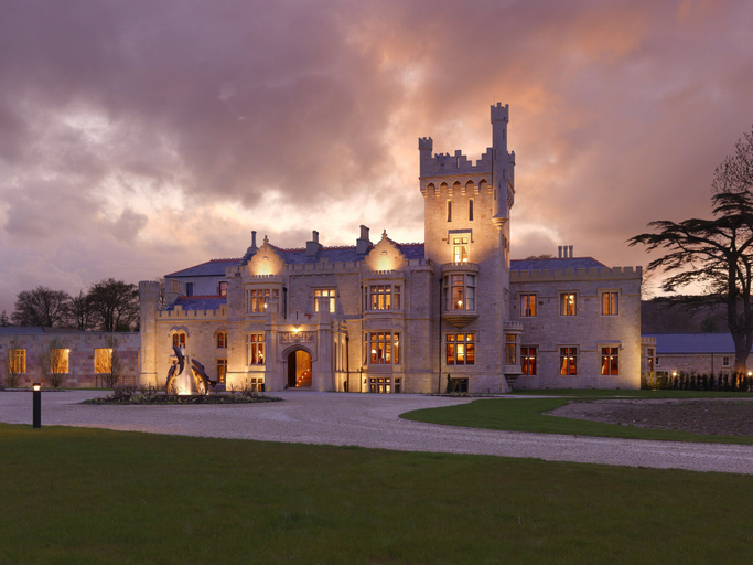 Lough Eske Castle,