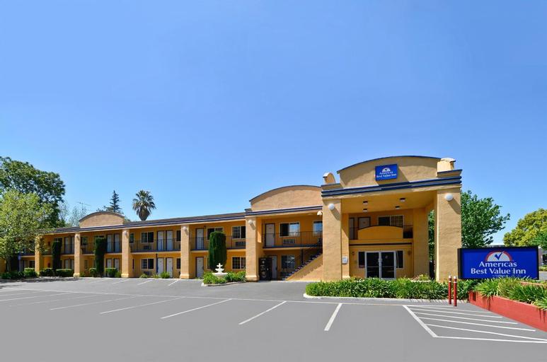 Americas Best Value Inn Chico, Butte