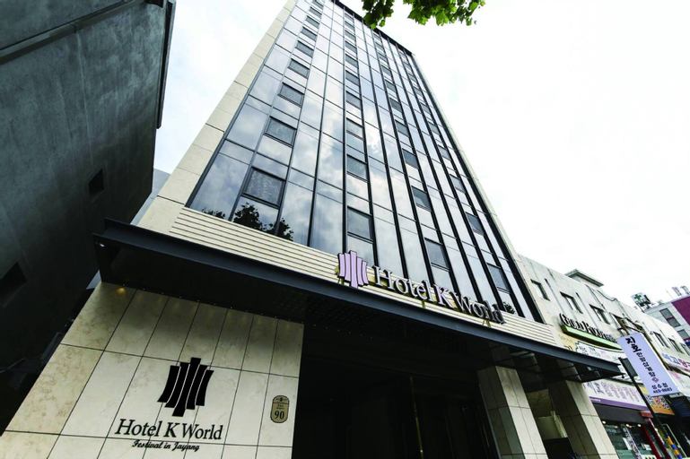 Hotel K World, Seongdong