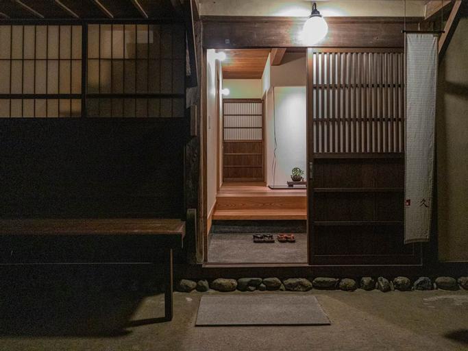 Uchiko Inn Hisa, Uchiko