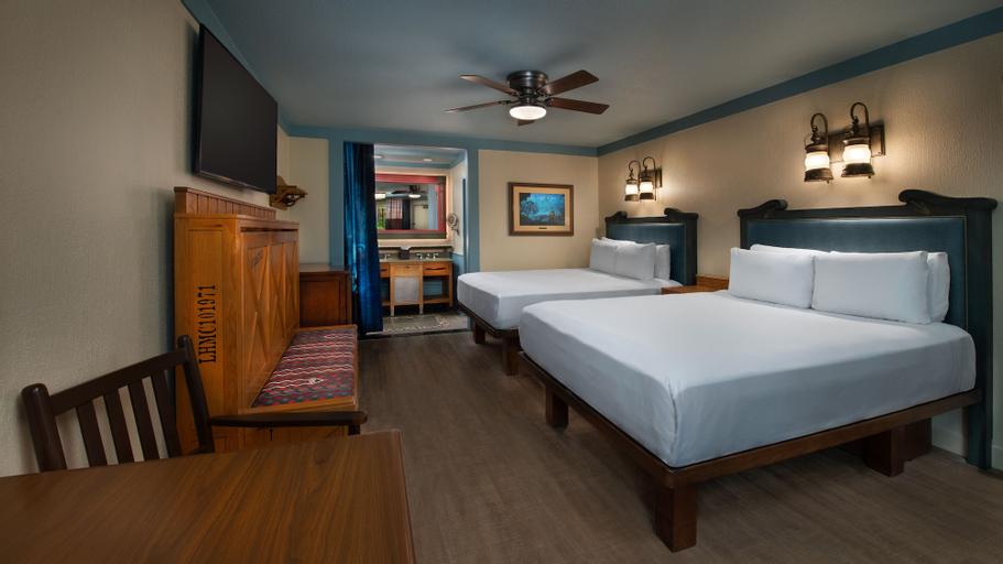 Disney's Port Orleans Resort - Riverside, Orange