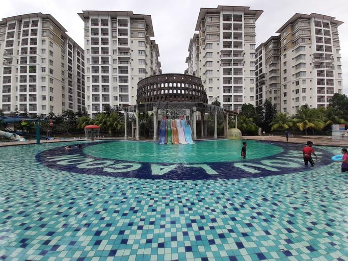 Junika Home Bayou Lagoon Studio, Kota Melaka