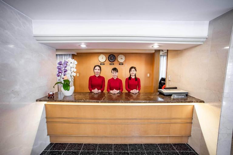 Saigon Court Serviced Apartment, Quận 3