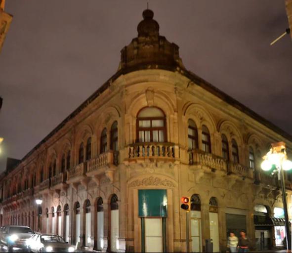 Hotel San Francisco, San Luis Potosí