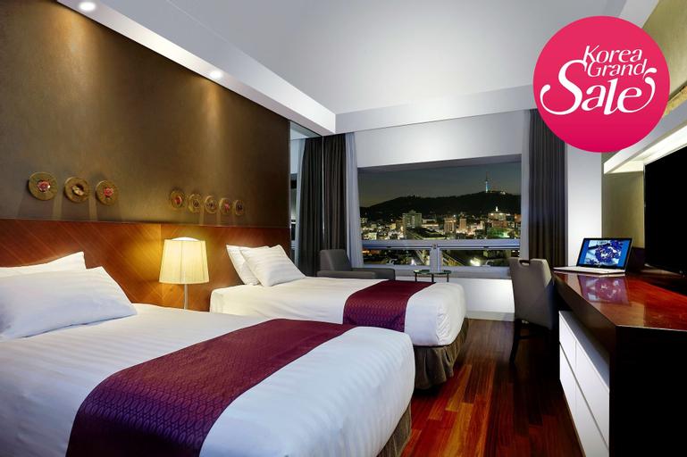 Best Western Premier Hotel Kukdo, Jongro