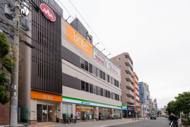 bnb+ Tsuruhashi, Osaka