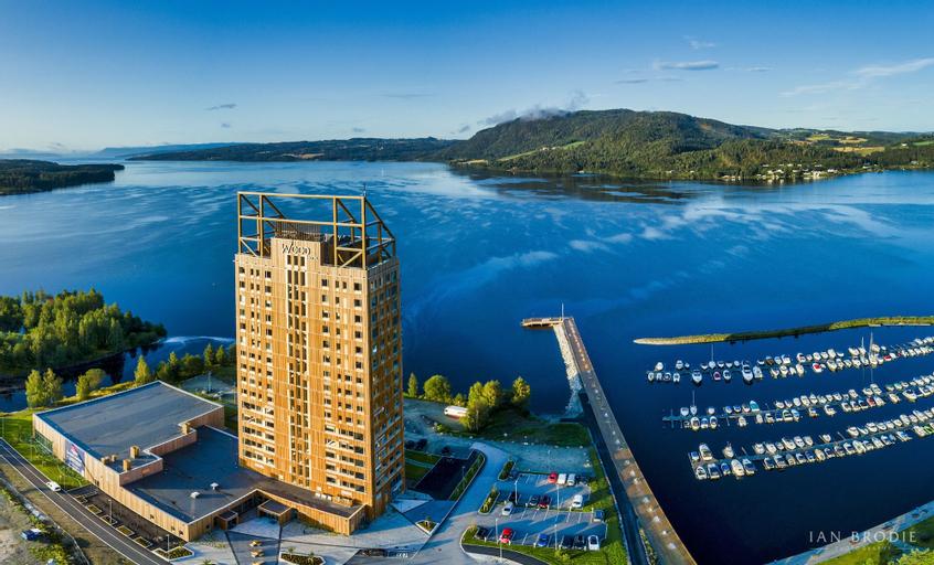 Wood Hotel - Frich's Hotel & Spiseri, Ringsaker