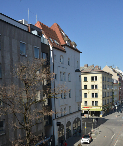 Hotel Belle Blue, München