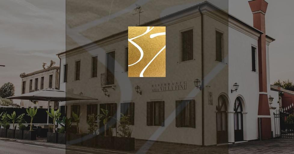 Hotel Ristorante Alla Villa Fini, Venezia