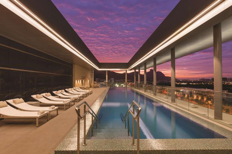 Hilton Barra Rio De Janeiro, Rio de Janeiro