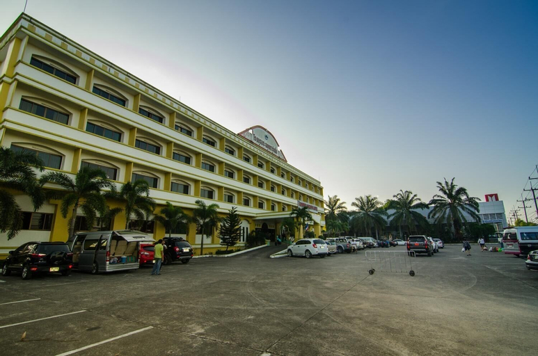 Ranong Garden Hotel, Muang Ranong