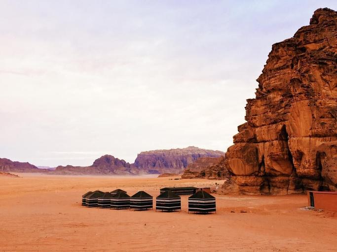 Desert Bird Camp, Quaira