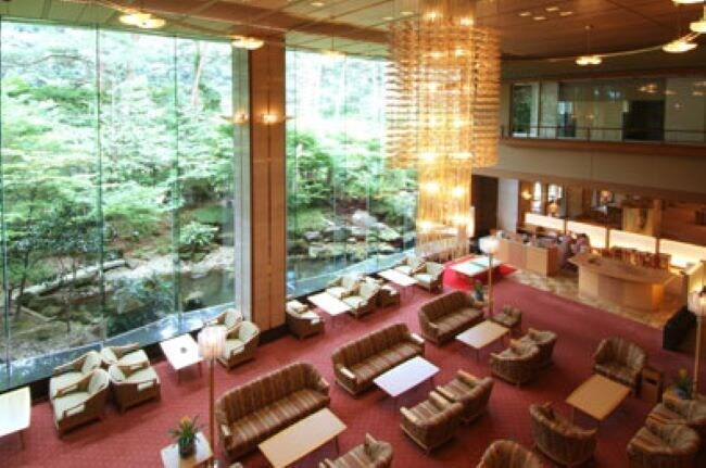 Hotel Hananoyu, Kōriyama
