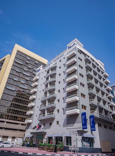 MENA Plaza Hotel Albarsha,