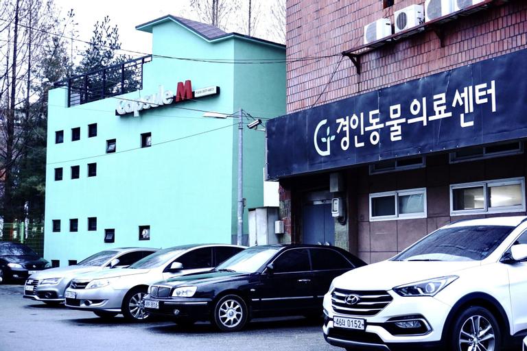 Capsule Majung, Yeongdeungpo