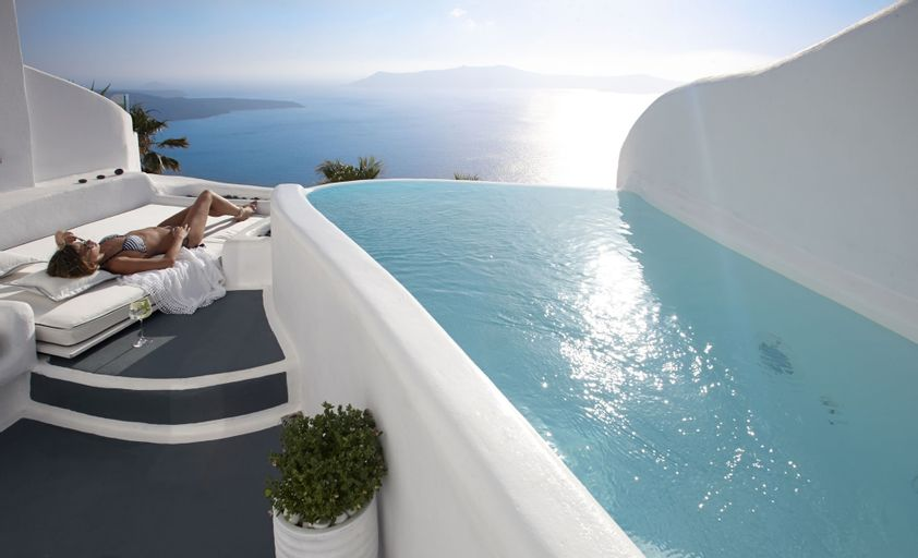 Infinity Suites & Dana Villas, South Aegean
