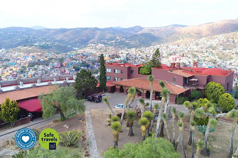 Misión Grand Casa Colorada, Guanajuato