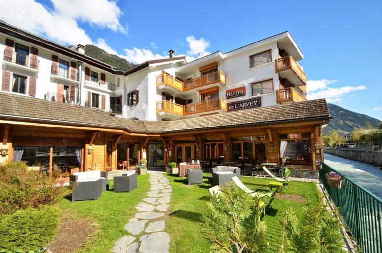 Appartement - Hotel de l'Arve, Haute-Savoie