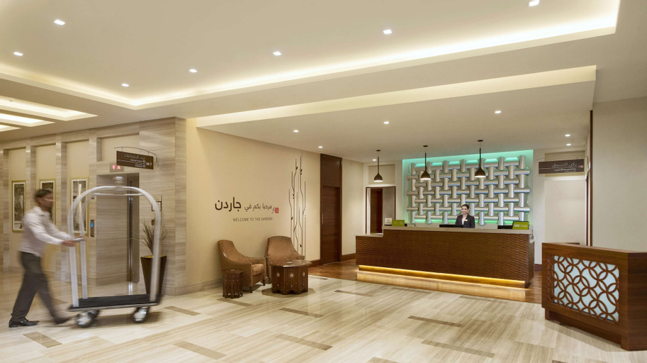 Hilton Garden Inn Dubai Al Muraqabat,