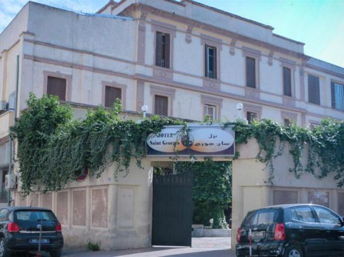 St Georges Tunis, Bab Bhar