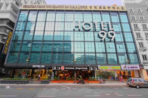 Hotel 99 Kuala Lumpur Chinatown (Formerly known as Hotel 99 Pudu), Kuala Lumpur