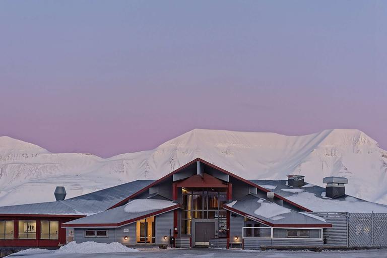 Radisson Blu Polar Hotel Spitsbergen,
