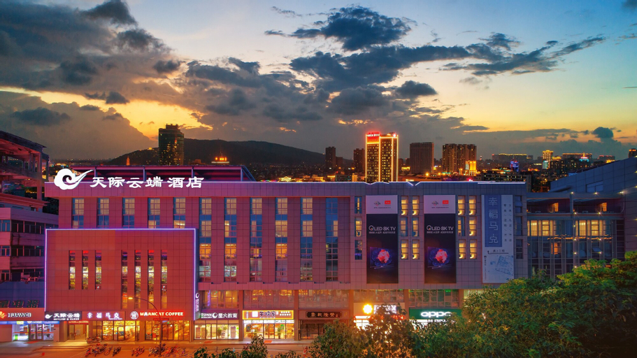 Skyline & Cloud Hotel, Suzhou