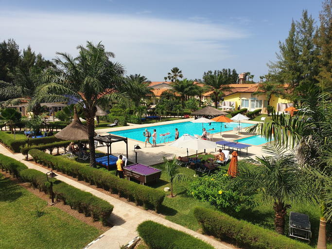 Djeliba Hotel, Kombo Saint Mary