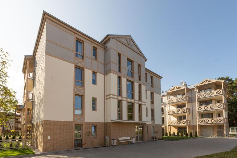 City Apartments - Rezydencja Park, Koszalin