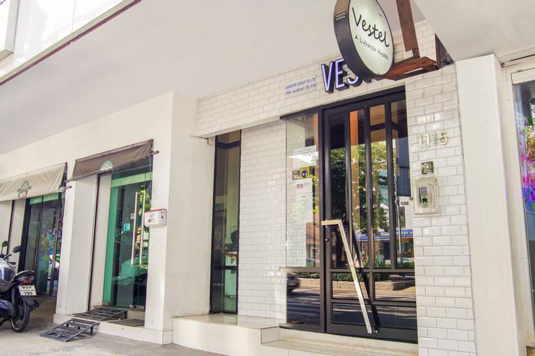 Vestel – Hostel, Phaya Thai