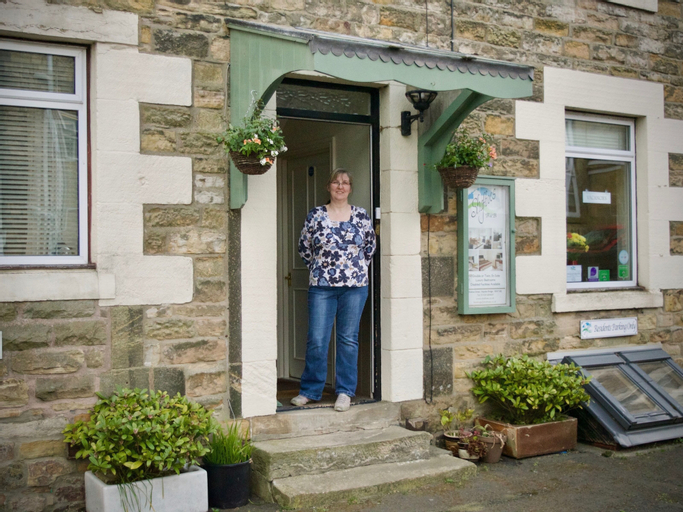Shaftoes Guest House, Northumberland