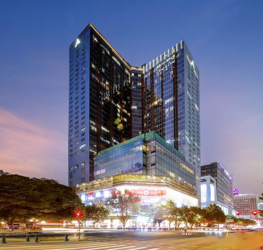 One&One Residence, Guangzhou