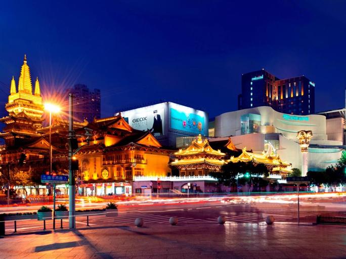 Swissotel Grand Shanghai, Shanghai