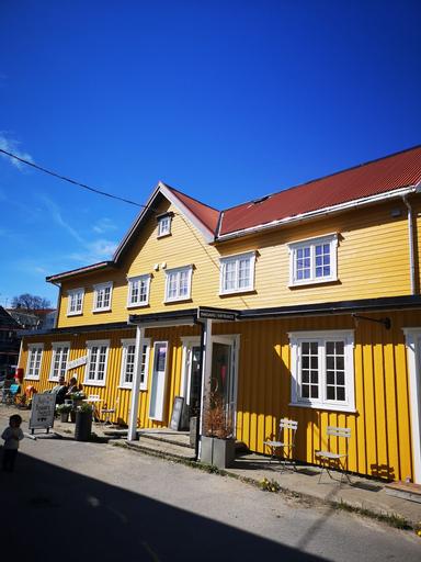 Henningsvær Vertshus, Vågan