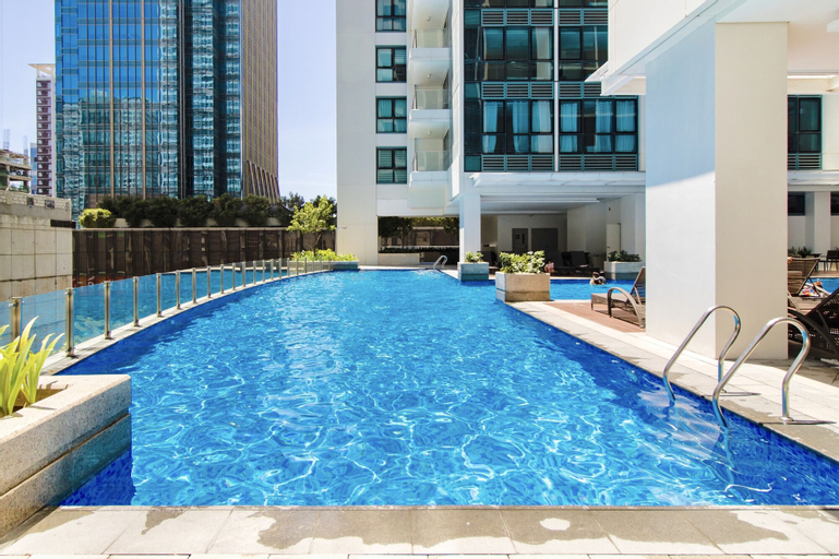 ONE UPTOWN residence SW14M 9TH AVENUE ST 公寓, Makati City