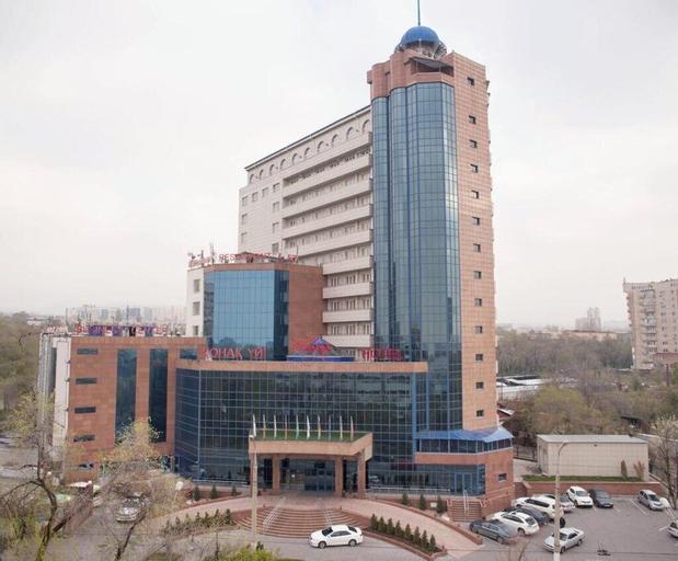 Grand Aiser Hotel, Almaty (Alma-Ata)