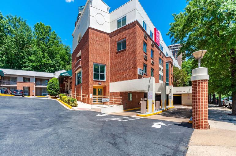 Red Lion Hotel Rosslyn Iwo Jima, Arlington