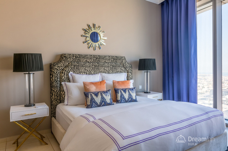 Dream Inn 48 Burj Gate Gulf View,