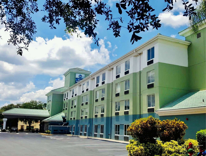 Best Western Orlando Convention Center Hotel, Orange