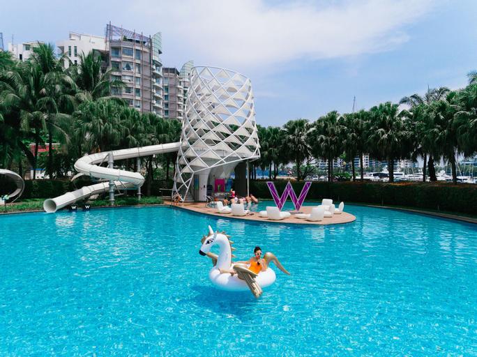 W Singapore - Sentosa Cove (SG Clean), Pulau Sentosa