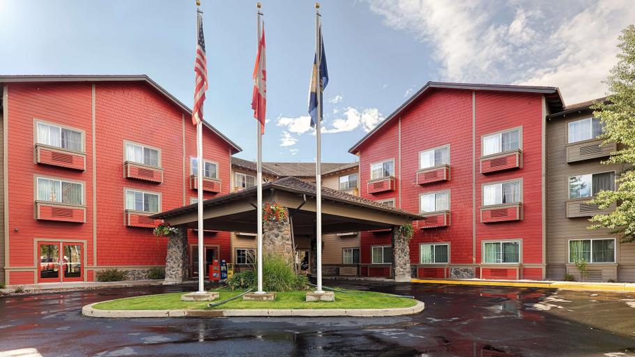 Best Western Rocky Mountain Lodge, Flathead