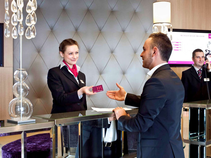 Mercure Arbat Moscow, Central