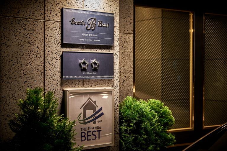Seattle B Hotel, Yeonje