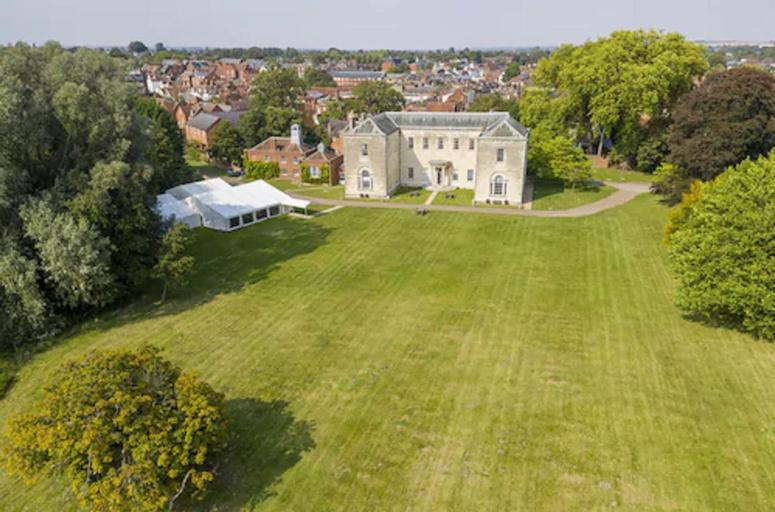 Hitchin Priory, Hertfordshire