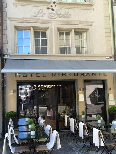 Altstadt Hotel Le Stelle Luzern, Luzern