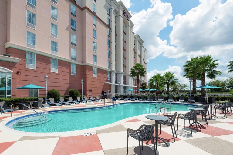 Hampton Inn And Suites Orlando Airport At Gateway Village, Orange