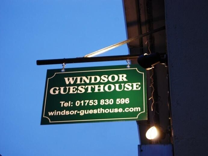 Windsor Guest House, Windsor and Maidenhead